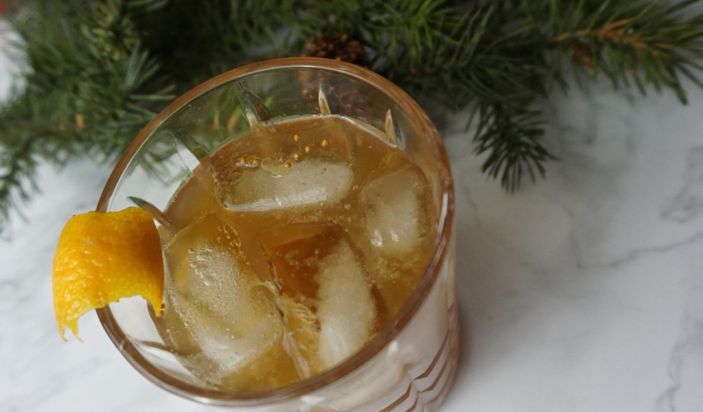 Figgy Faux Fashioned