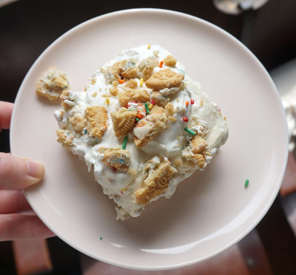 Funfetti Fluff Cake
