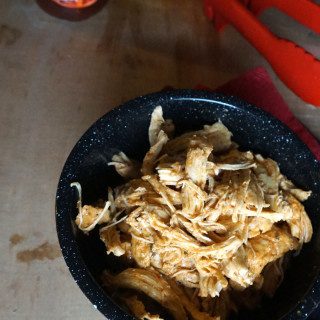 Shredded Chipotle Chicken